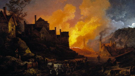 Coalbrookdale By Night screenshot