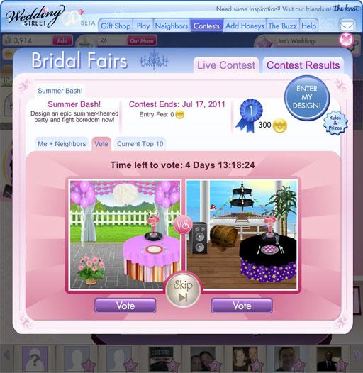 Wedding Street screenshot