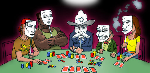 Poker Illustration for Coolplayer
