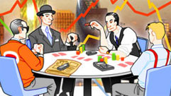 Poker Illustrations
