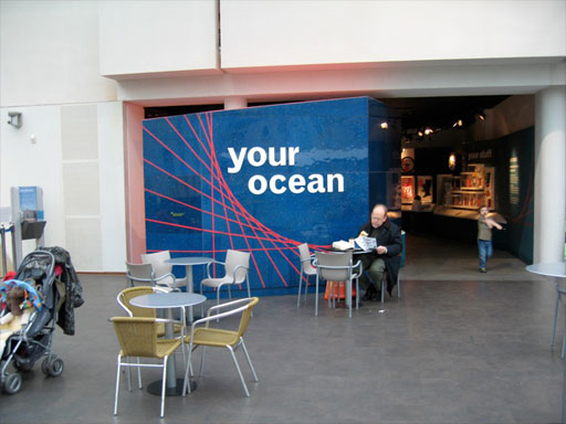 Your Ocean installation