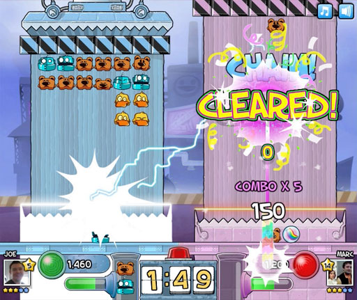 ToyRun gameplay screenshot