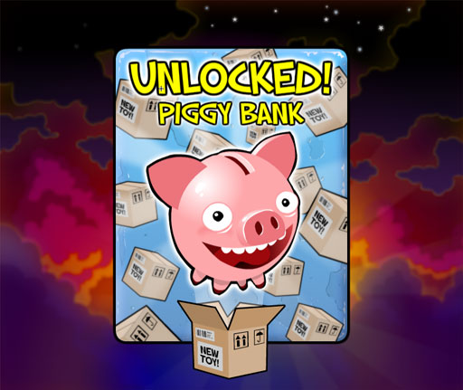 ToyRun toy unlocked