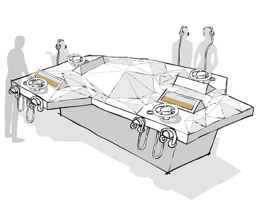 Desert Rescue table